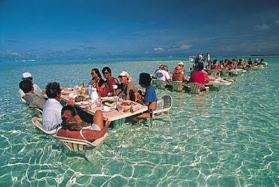 Only in French Polynesia