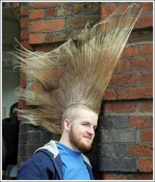 独特すぎる!マネしたくない髪型【画像まとめ】