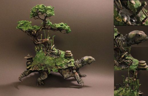 fantasy-creature-sculptures-by-ellen-jewett-16_s