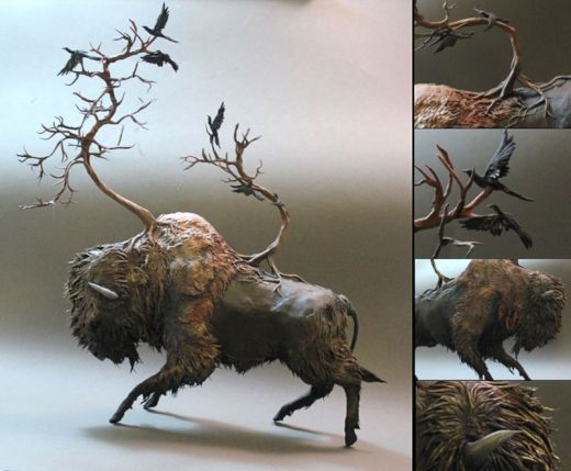 fantasy-creature-sculptures-by-ellen-jewett-2_s