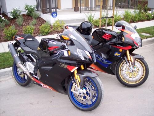 fastest-motorcycle-Aprilia-RSV-1000R-Mille