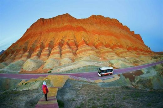 Zhangye-Danxia-landform-in-China_s