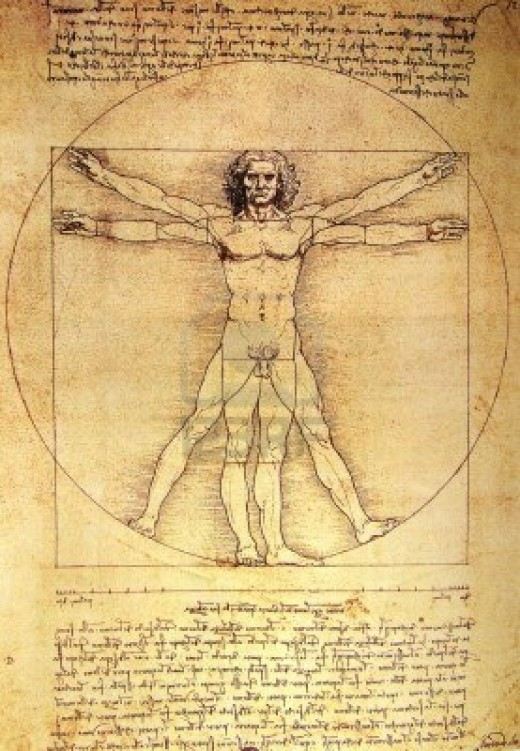 3440442-photo-of-the-vitruvian-man-by-leonardo-da-vinci-from-1492-on-textured-background