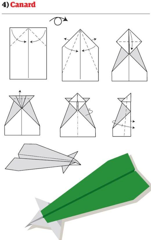 紙 折り紙 紙飛行機折り方 簡単 : divulgando.net
