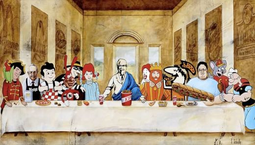 Fast-Food-Mascots-Last-Supper_s