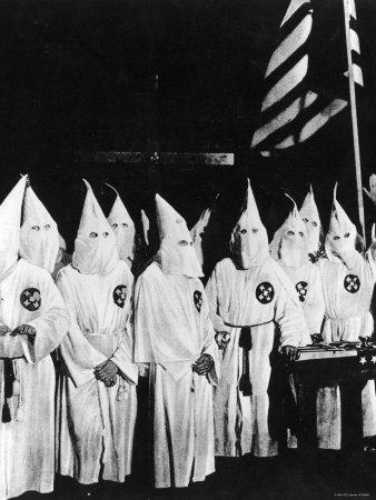 すべての講義 カレンだー : Ku Klux Klan