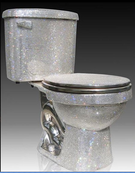 【びっくり】世界の珍しい便器の画像集【トイレ】