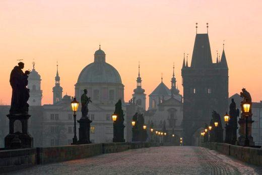 【世界遺産】幻想的な世界都市プラハの画像集【チェコ共和国】