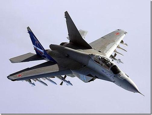 戦闘機ファルクラムF