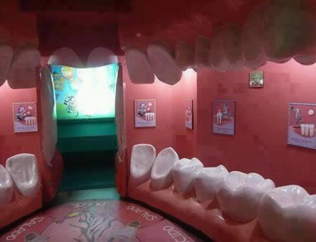【歯科】世界の珍しいクールな歯医者さんの画像集