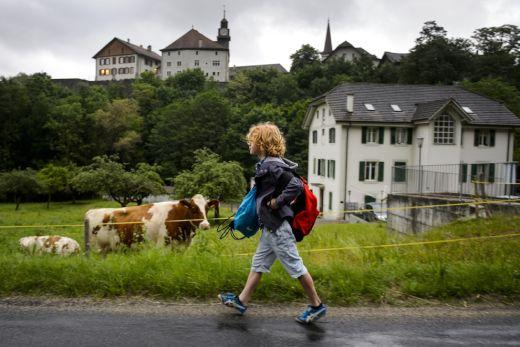 世界25カ国の小学生・小学校の画像集