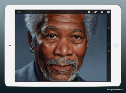 kyle-lambert-morgan-freeman-ipad-finger-painting-stage-2[1]
