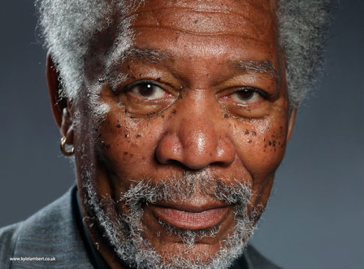 kyle-lambert-morgan-freeman-photorealistic-ipad-painting[1]