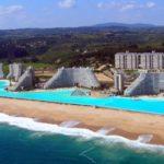 【海岸沿い】全長1km世界最大のプール『サン·アルフォンソ·デル·マール』