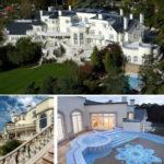 【大豪邸】世界で最も豪華な邸宅:トップ10【マライア・キャリー】